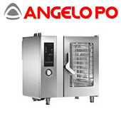 COOKING EQUIPMENT COMBI OVEN ANGELO PO FX101E2