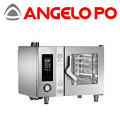 COOKING EQUIPMENT COMBI OVEN ANGELO PO FX61E3