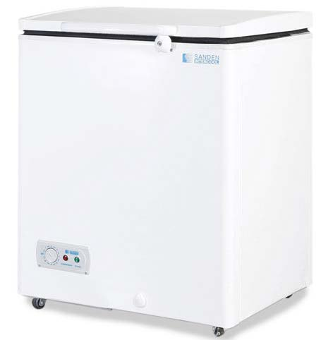 REFRIGERATORS ICE-CREAM FREEZER SANDEN SNH-0103D11A