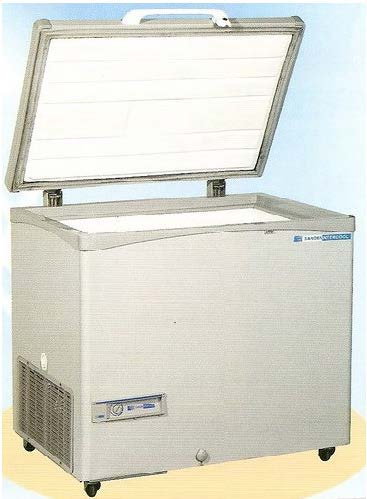 REFRIGERATORS ICE-CREAM FREEZER SANDEN SCM-270SAD