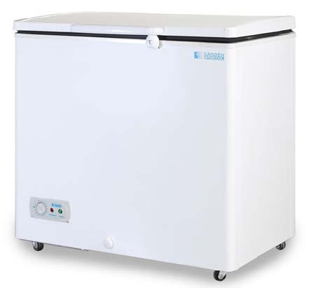 REFRIGERATORS ICE-CREAM FREEZER SANDEN SNH-0163D11A