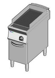 COOKING EQUIPMENT GRILL Tecnoinox 313072