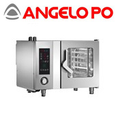 COOKING EQUIPMENT COMBI OVEN ANGELO PO FX61E2