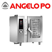 COOKING EQUIPMENT COMBI OVEN ANGELO PO FX101E3