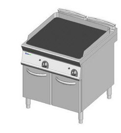 COOKING EQUIPMENT GRILL Tecnoinox 333113